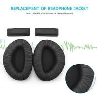 Replacement Earpad Headband For Sennheiser RS160 RS170 RS180 Wireless Headphone