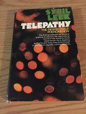 Telepathy: The 'Respectable' Phenomenon  (BCE) by Sybil Leek