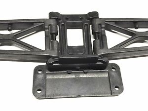 Team Associated 9570 Rear Chassis Plate Arms & Hubs RC10 B4 T4 SC10 7448 9584