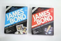 Ian Flemings James Bond Read by Ian Ogilvy 4 Cassettes Live and let Die Diamonds