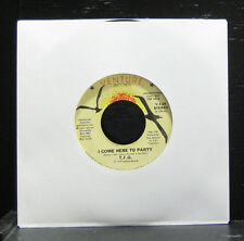 """T.F.O. - I Come Here To Party Mint- 7"""" Vinyl 45 Record 1979 Venture Promo V-126"""