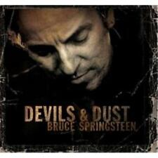 BRUCE SPRINGSTEEN DEVILS & DUST CD & DVD REGION 0 PAL NEW