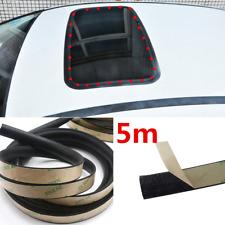 5m Auto Fensterdichtungen Gummidichtung Schiebedach Dichtung Universal 15x4mm