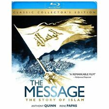 Message, The (abe) [Blu-ray] DVD, ,