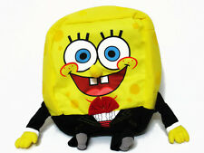 SpongeBob SquarePants Tuxedo Backpack Bookbag Kid Boy School Shoulder Bag #018