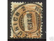 Switzerland #125 VF Used S.O.N. Cancel