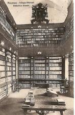 PIACENZA  -  Collegio Alberoni  Biblioteca Grande