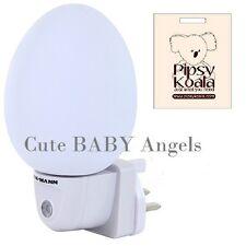 Pipsy Koala Soft Dome Automatic Nightlight Baby Nursery Safety LED Light Bulb
