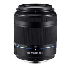 Samsung NX 50-200mm F4-5.6 III ED OIS  Zoom lens -Black