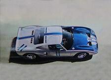 Vintage Ford GT40 1964 Le Mans 8 X 10 Art Print for Framing - No Logos
