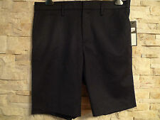 """MARC BY MARC JACOBS DRESSY BLACK LIGHTWEIGHT MENS SHORTS, SIZE 34, WAIST 36.5"""""""