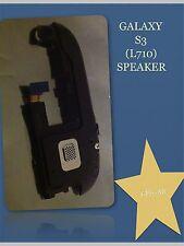 OEM SAMSUNG GALAXY S3  BLUE  SPEAKERPHONE REPAIR ASSEMBLY WITH AUDIO JACK