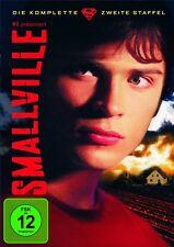 6 DVD Box Smallville Staffel Zwei 2 (Superman) NEU OVP