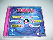 pinkpop 2000  PROMO cd RADIOHEAD, ANOUK GORILLAZ