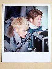 EXO K M POLAROID CARD OFFICIAL GOODS -  Tao & Kris - 2014 New Version