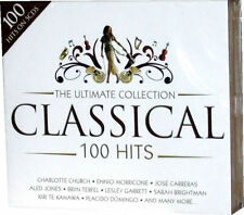 Ultimate Classical Music 5 CDs 100 Original Classics