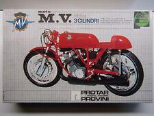Protar Vintage 1/9 Scale MV Agusta 500cc 3 Cilindri - Giacomo Ago New - Kit #119