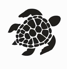 Sea Turtle Animal Die Cut Car Decal Sticker - FREE SHIPPING