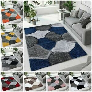 NEW LUXURIOUS PONA RUG MATS FOR HOME DECOR THICK PILE MODERN SOFT SHAGGY RUGS