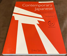 Contemporary Japanese Volume 2 : Introductory Textbook for College Students