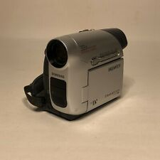Samsung VP-D362 Videocámara Mini DV Digital Video Cámara integrada
