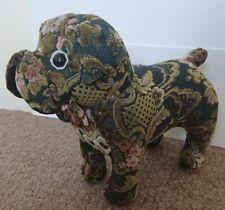 Authentic handmade Japanese JDM Bulldog plush mascot - trucker/car lifestyle