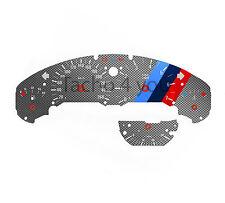 Bmw velocímetro disco para 3er e36 gasolina 260 multaránpor km/h m3 carbon discos de tacómetro 3607