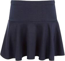 Faldas de mujer de color principal azul Talla 42