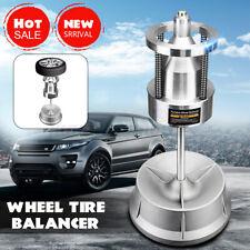 Portable Garage Workshop Wheel Balancer Auto Van Bike Billseye Spirit Level Tool