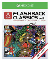 Atari Flashback Classics Vol 1 Xbox One/Series X Classic Kids Game Volume