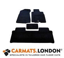 Honda CRV Manual 2002 - 2006 Tailored Car Floor Mats Complete Set in Black