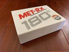Met-Rx 180 Dvds and Workbook