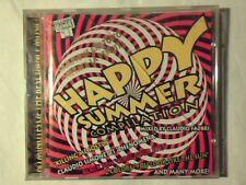 CD Happy summer compilation CLAUDIO SIMONETTI BARABBA SARTORELLO FORNITURE CLAY