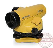 Topcon At G6 Automatic Level Surveying Sokkia Leicatrimbletransit Auto