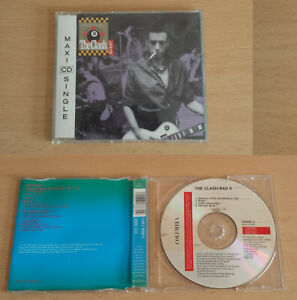 THE CLASH Should i stay or should i go (Maxi CD) ---- 4 Songs