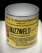 Buzzweld WAR Wheel Arch Refinement Underseal Dry, Flexible 1L Concentrate Stage2