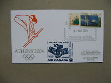 CANADA, card spec flight Olympic Team 2004, Olympic Games Athens