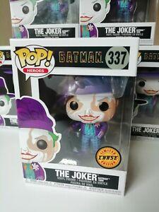 DC Batman 1989 Joker Chase Edition Funko POP!