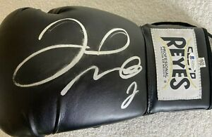 Floyd Mayweather Autographed Signed Cleto Boxing glove Beckett