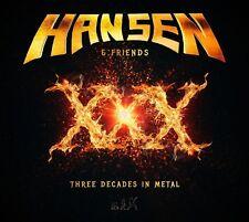 KAI HANSEN - XXX-THREE DECADES IN METAL (SPECIAL EDITION)  2 CD NEUF