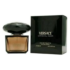 Versace Crystal Noir Perfume by Versace, 3 oz EDT Spray for Women NEW