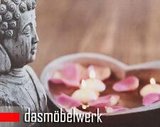 LED Bild Wandbild mit Beleuchtung Leuchtbild Leinwand Geschenk Motivbild Buddha