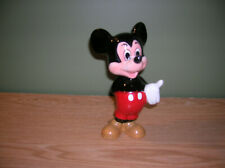 Vintage Ceramic Walt Disney Productions Mickey Figurine Statue