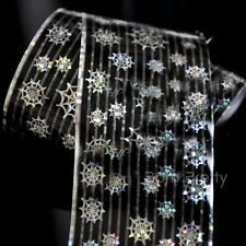 1stk Holo Nagelfolie Transferfolie Zauberfolie Nail Art Foils Spinngewebe