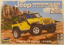 Revell 1/24 Jeep Wrangler Rubicon Model Kit 4501