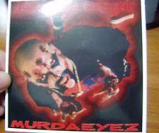 Killa C Murdaeyez CD RARE ICP Twiztid Tech N9ne Juggalo FREE S&H