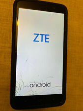 """BOOST MOBILE ZTE Max XL N9560 6"""" 16GB Android 4G LTE Smart Cell Phone"""