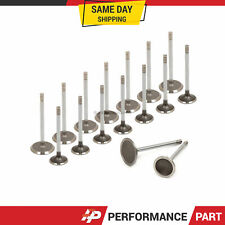 Intake Exhaust Valves for 03-08 Dodge Ram Magnum Chrysler 300 Jeep Cherokee 5.7