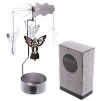 Tealight Spinner - Moving Shadows Candle Holder - Cute Novelty Gift Night Light