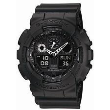 Casio G-Shock GA100-1A1 Wrist Watch for Men - Black